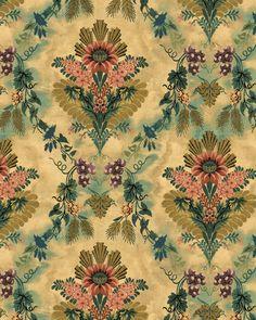 Wallquest - Vintage Textiles - Page 42 - BA60701