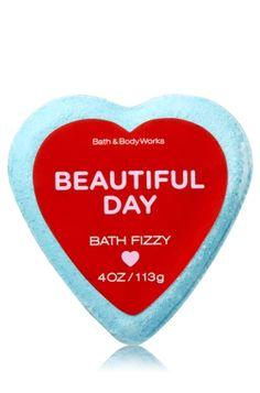 Beautiful Day Bath Fizzy   - Signature Collection - Bath & Body Works