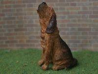 Dolls House Dog, blood hound. A887.
