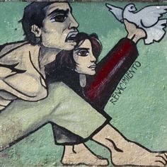 Chilean Paintings | Chilean Protest Art