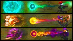 Dragon Trainer Tristana vs Omega Squad vs Bewitching Legendary vs Epic S...