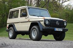 Mercedes-Benz : G-Class Wagon 280 GE
