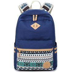 e5e92e0afc57 Buy Xqxa Vintage Backpack Women Laptop Bag Canvas Printing School Bags For Teenagers  Girls Rucksack Mochila Feminina Escolar  44.86- ICON2