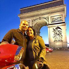 Paris by night is always beautiful! 🌙❤️👌 #👊✊️ #parisjetaime #parismonamour #iloveparis #travel #travelblogger #vespagram #vespaclubparis #vespalovers #ridensmileparis #modernvespa #doyouvespa #travelblog #traveltheworld #instagood #photooftheday #paristour #parissightseeing #vespa #paristourisme #visitparis #instadaily #topparisphoto #vespaselfie #instatravel #travelgram #vespatour #vespatrip #vespamania