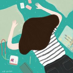 Daily illustration, bologna children's fair reaction, digital illustration, exhausted, girl illustration. #illustration #girlillustration #procreate #digitalillustration Bologna, Exhausted, Digital Illustration, Portraits, Drawings, Faces, Sketches, Drawing, Portrait