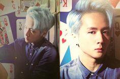 #VIXX #VIXXRavi #Ravi His hair is such a pale blue now