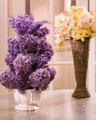 Spring Flower Bowl   Martha Stewart