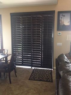 Shutter Bypass  Excellent Option For Your Slider Glass Door In A Home With  Shutters