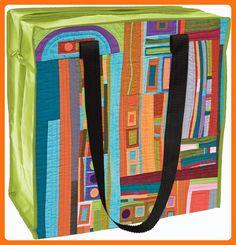 Eco Tote-Cityscape - Top handle bags (*Amazon Partner-Link)