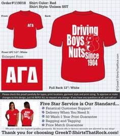 Alpha Gamma Delta Drives Boys Nuts! Squirrel! AGD this needs to be in my life hahahahaha