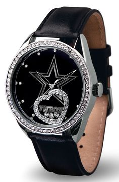 New! Dallas Cowboys Women's Beat Watch #DallasCowboys