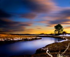 How to increase sharpness in long exposure photography