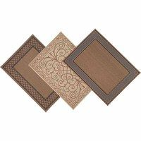 St. Cloud Indoor/Outdoor Rug from ALDI St Cloud, Indoor Outdoor Rugs, Oasis, Backyard, Frame, Summer, Home Decor, Picture Frame, Patio