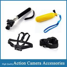 Gopro Accessories Monopod Float Bobber Chest Belt Set For Go pro Hero 4 Session 3 SJCAM SJ4000 wifi SJ5000 Plus Xiao yi Camera     Tag a friend who would love this!     FREE Shipping Worldwide     #ElectronicsStore     Get it here ---> http://www.alielectronicsstore.com/products/gopro-accessories-monopod-float-bobber-chest-belt-set-for-go-pro-hero-4-session-3-sjcam-sj4000-wifi-sj5000-plus-xiao-yi-camera/