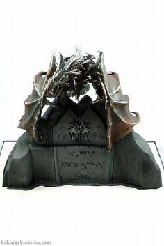 Skyrim's  Cake #skyrim #dawnguard #hearthfire - http://videogamedirectory.net/?s=skyrim