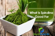 Spirulina is a very important element in my diet, ''says Novak Djokovic - number 1 world tennis player''. But, what is spirulina? Jugo Natural, Natural Detox, Natural Health, Healthy Drinks, Healthy Tips, Healthy Recipes, Eat Healthy, Liver Detox, Body Detox