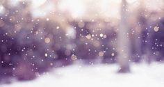falling snow εικόνα