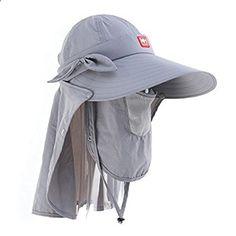 c89ff6e9539 Naturehike Women Hat Sun Hat Anti-UV Hat Topee Ultralight Breathable Cap  (Gray)
