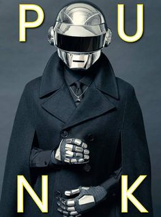 Man vs Machine–Putting on their shiny robot helmets and customized Saint Laurent stylish ensembles, French duo Daft Punk cover the latest issue of L'Uomo Vogue, appearing before the lens of Pierpaolo Ferrari. Decked out in a Saint Laurent wardrobe, designed by Hedi Slimane, Daft Punk alternate sparkling tuxedo jackets, wool capes, leather trousers and opulent... [Read More]