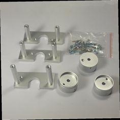 41.35$  Buy now - http://aliica.worldwells.pw/go.php?t=32741490806 - 3d Pinter parts PROXXON MF70 Nema 23 stepper MOTOR MOUNTING KIT