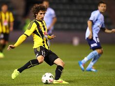 The Wellington Phoenix and Sydney FC have fought out a goalless draw in their A-League pre-season match in Wollongong. - New Zealand Herald Sydney Fc, Latest Breaking News, Kiwi, Phoenix, Gentleman, Football, Draw, Seasons, Sports