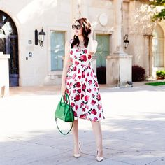 Roses in bloom  more on the blog today! http://liketk.it/2oyrX @liketoknow.it #liketkit #nordstrom #ltkunder100 #summerstyle