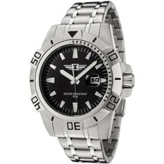 I By Invicta Men's 43628-001 Stainless Steel Black Dial Watch Invicta,http://www.amazon.com/dp/B004DKNI3E/ref=cm_sw_r_pi_dp_DieGsb0V5Q6CSCRK