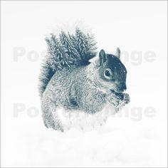 Peg Essert - squirrel
