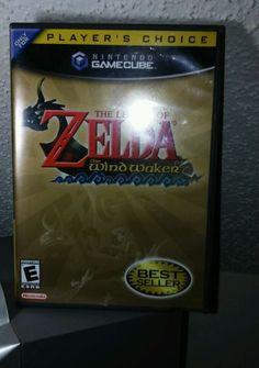 The Legend of Zelda Wind Waker Nintendo Gamecube Game in Video Games & Consoles, Video Games | eBay