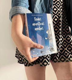 Reseña completa en el perfil o en mi blog. #bookstagram Instagram, Cover, Books, Te Quiero, Night, Profile, Libros, Book, Book Illustrations