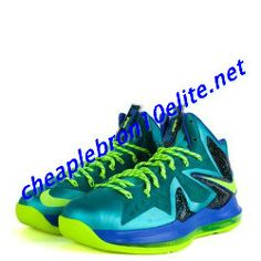 Nike LeBron X 10 Elite Basketball Shoes