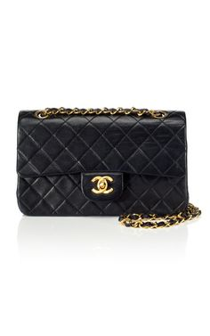 the classic Chanel quilted bag that i WILL own one day.