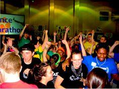 Dance Marathon. Oh yeah.