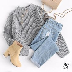 Pullover Liebe - Ropa Tutorial and Ideas Teen Fashion Outfits, Teenage Outfits, Mode Outfits, Cute Fashion, Outfits For Teens, Fall Fashion, Fashion Clothes, Fashion Ideas, Fashion Pics