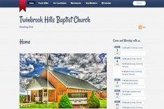 Congrats Twinbrook Hills Baptist Church in Hamilton, OH – Best Church Websites Award Winner! #ChurchWebsites #BestChurchWebsites
