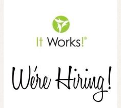 """Want more time with your friends and family? Want more """"you"""" time? Want to be able to do all the things you have ever dreamed of? Become a Distributor for It Works! Become debt free! And make the money you deserve! For more information e-mail me at allisonlilyelder@yahoo. com, call me at (816) 262-2408 or visit my website https://allisonelder.myitworks.com/join/ I'm here to help you! #itworks #job #income #money #debtfree #fitness #health #healthy #bodywrap #nutrition #beauty"""