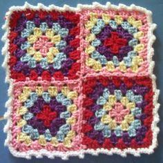 free-crochet-granny-square-coaster-set-patchwork
