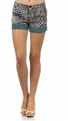 Summer Fun shorts www.womensboutiqueclothing.com