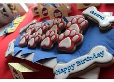 Paw Patrol Birthday | CatchMyParty.com