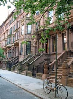 Image detail for -Harlem, NY (New York) - Harlem has many townhouses, such as these in ...