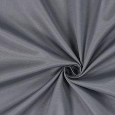 Blusestof Greyish - Bomuld - Elastan - silkegrå