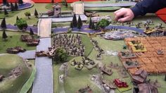 Flames of War 2320 Romanian Infantry/ American Paratroopers vs. panzer lehr