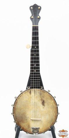 Lyon & Healy Pony Banjo