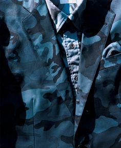 uniform experiment 2014 S/S
