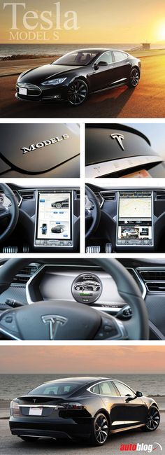 Want to know more about the Tesla Motors Model S? Info, more pics --> http://aol.it/1hoBQHN @Tesla Ashabranner-Savell Owners @Tesla Ashabranner-Savell Motors #tesla #ModelS