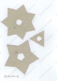 Мастер-класс, Украшение Цумами Канзаши: Цветы из лент за 5 минут Картон, Ленты. Фото 2