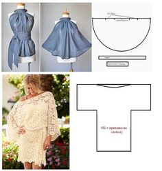 Fantastic 20 Sewing tutorials tips are readily available on our site. look at this and you wont be sorry you did. Diy Clothing, Clothing Patterns, Dress Patterns, Easy Sewing Patterns, Sewing Tutorials, Sewing Tips, Sewing Hacks, Sewing Projects, Look Fashion