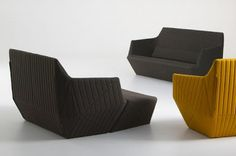 THE NEW BLACK: RONAN AND ERWAN BOUROULLEC