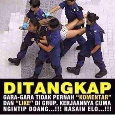 "15k Likes, 176 Comments - Meme Comic Indonesia (MCI) (@memecomicindonesia) on Instagram: ""Tag orangnya 😂"""
