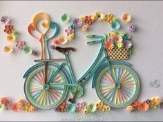 © Katrid- Quilled transport pictures (Searched by Châu Khang)